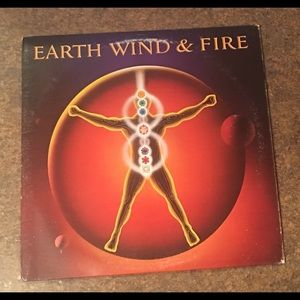 Earth Wind & Fire Vinyl LP Album